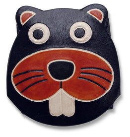 Craft Resource Center Eco-Leather Beaver Coin Purse