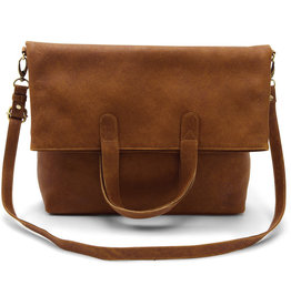 Craft Resource Center Eco-Leather Shoulder Bag