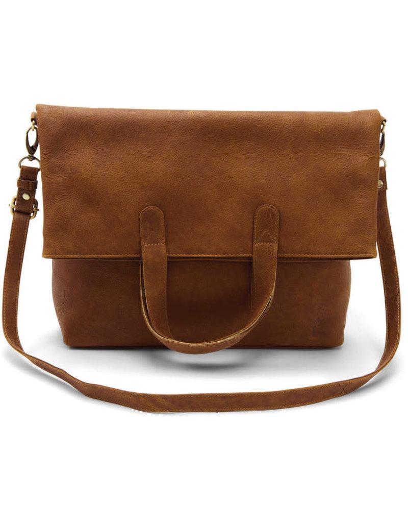 Craft Resource Center Eco-Leather Shoulder Bag