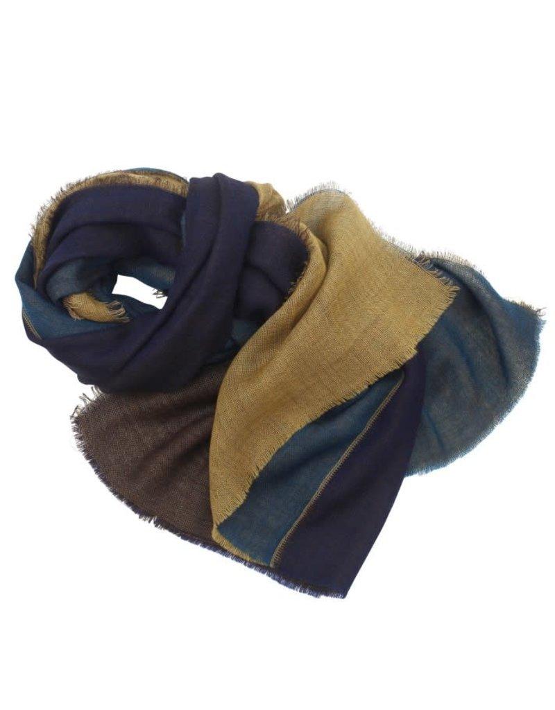 Craft Resource Center Autumn Grove Wool Scarf