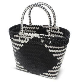 Mitra Bali Black Diamond Bag (Small)