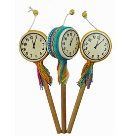 Jamtown Damasas Clock Spinner