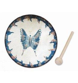 Jamtown Butterfly Hand Drum