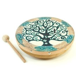 Jamtown Tree of Life Hand Drum