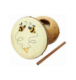 Jamtown Jr. Bee Hive Drum with Stick