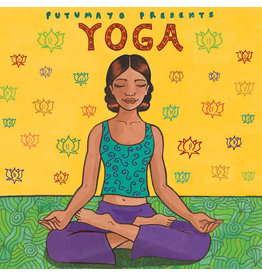 Putumayo Yoga CD