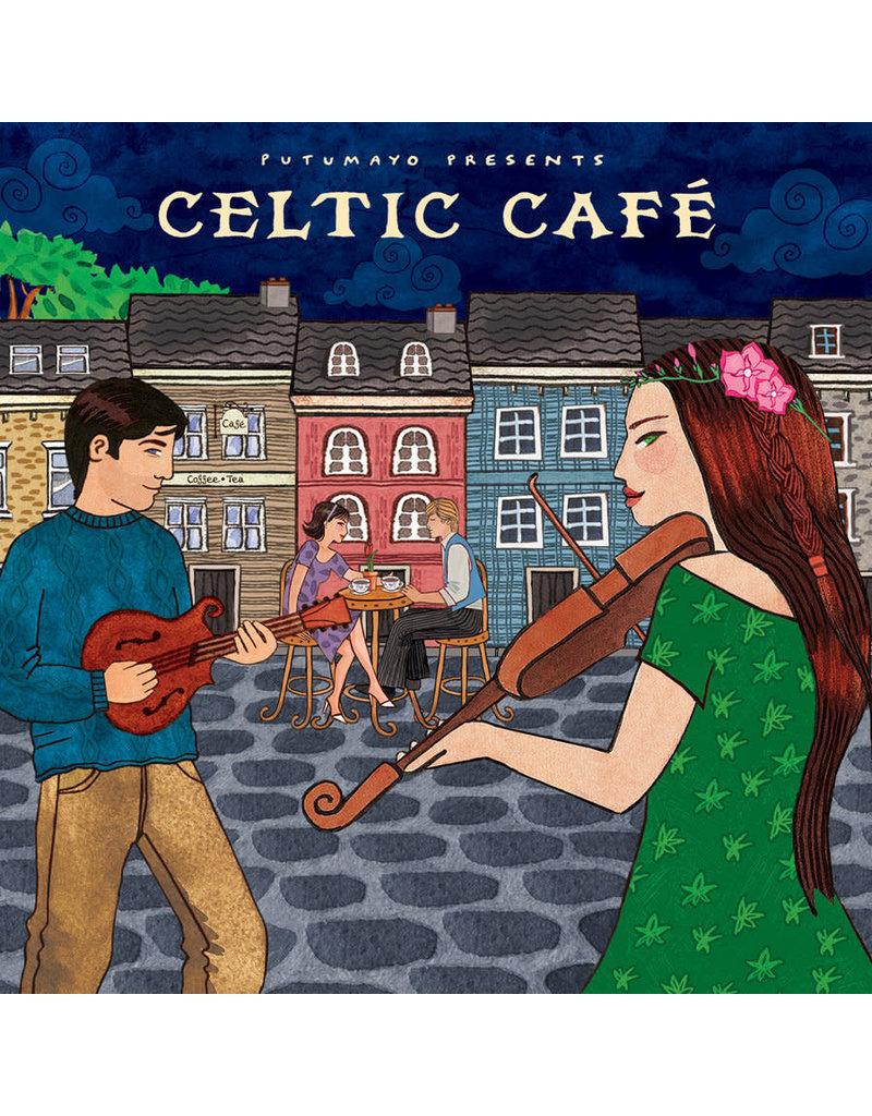 Putumayo Celtic Cafe CD