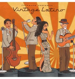 Putumayo Vintage Latino