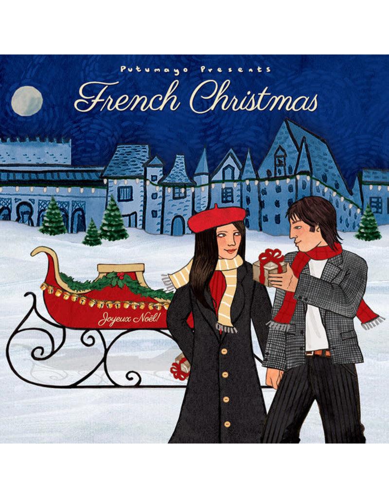 Putumayo French Christmas CD