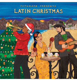 Putumayo Latin Christmas CD