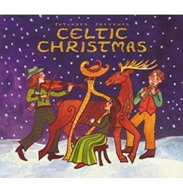Putumayo Celtic Christmas CD