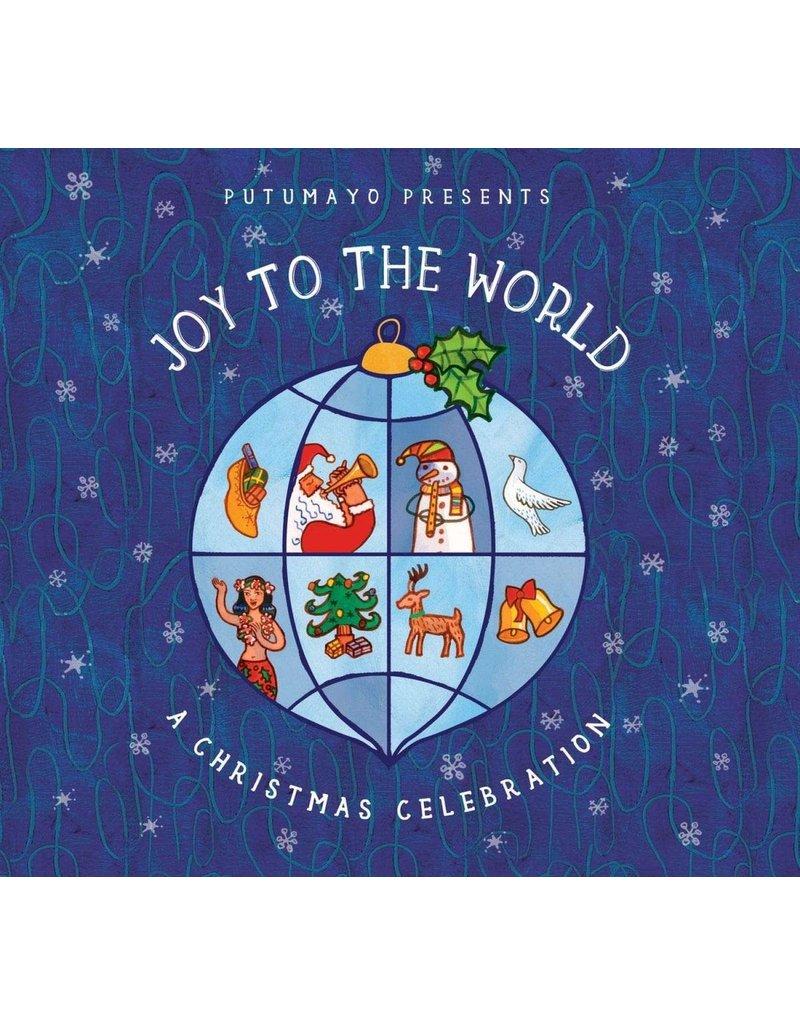 Putumayo Joy to the World CD