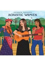 Putumayo Acoustic Women CD