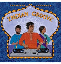 Putumayo Indian Groove CD