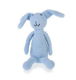 Kahiniwalla Blue Bunny Rattle