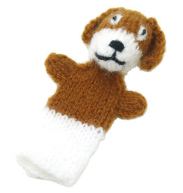Intercrafts Peru Dog Finger Puppet