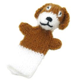 Intercrafts Peru Dog Finger Puppet