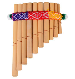 Intercrafts Peru Magic Pan Flute