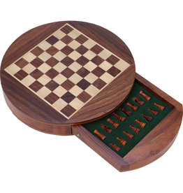 Noah's Ark Roundabout Chess Set
