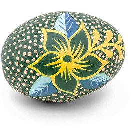 Mitra Bali Green Shaker Egg