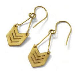 Rajana Association Arrow End Earrings