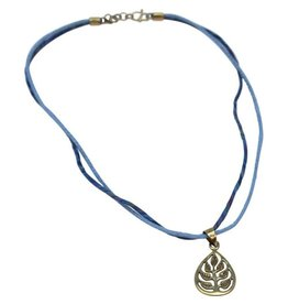 Rajana Association Tree Of Life Bombshell Necklace