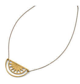 Rajana Association Sun Ray Resilience Necklace