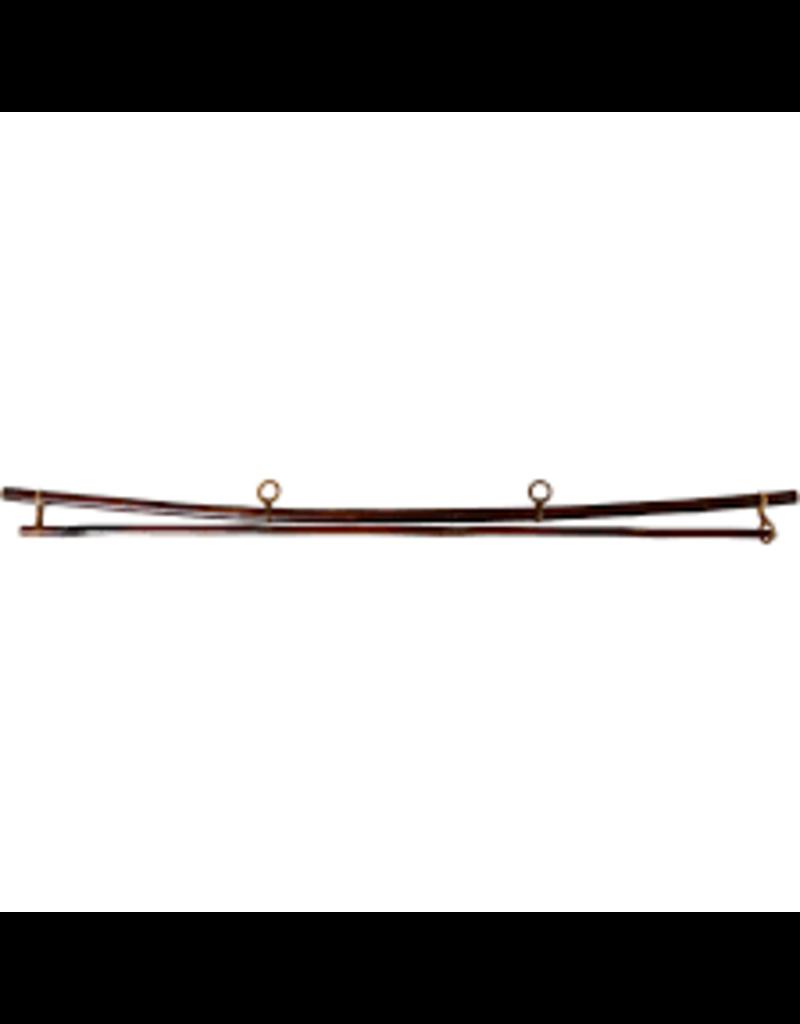 Craft Link Bamboo Textile Hanger (large)