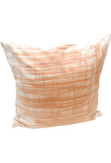 Association of Craft Producers Peach Scribble Cushion