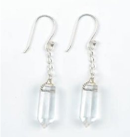 Allpa Crystal Swing Earrings