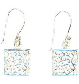 Allpa Balanced Filigree Earrings