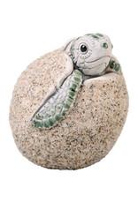 Manos Amigas Ceramic Hatching Sea Turtle