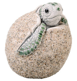 Manos Amigas Ceramic Hatching Sea Turtle