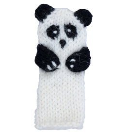 Intercrafts Peru Panda Finger Puppet