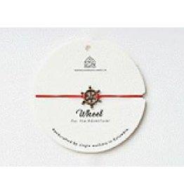 Sapia Wheel Charm Bracelet