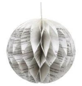Prokritee Recycled Folded Paper Ornament