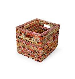 Prokritee Sari and Kaisa Cube Basket