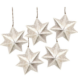 Prokritee Origami Paper Ornaments (Set of 5)