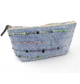 Dhaka Handicrafts Sea Glass Jute Clutch