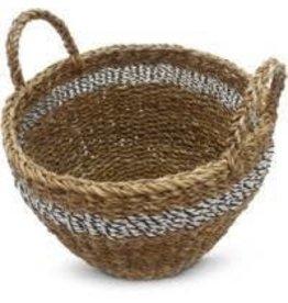 Dhaka Handicrafts Hogla Rope Basket (L)