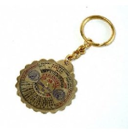 Sasha Association for Crafts Producers 36 Year Calendar Keychain