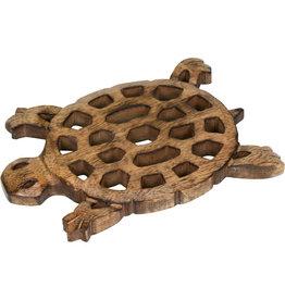 Asha Handicrafts Turtle Trivet