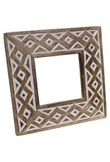 Asha Handicrafts Diamond In The Rough Frame