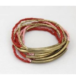 Asha Handicrafts Wrap It Up Bracelet Set (9)