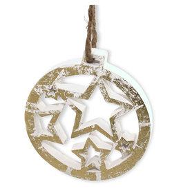 Asha Handicrafts Wooden Star Ornament