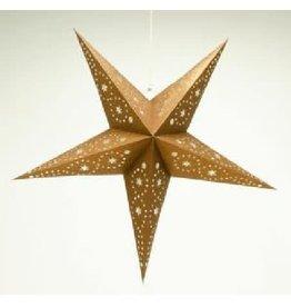 Asha Handicrafts Bronze Glitter Star