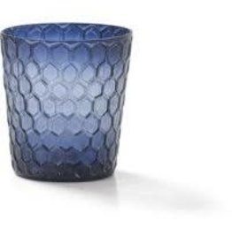 Sasha Association for Crafts Producers Huckleberry Honeycomb Candleholder