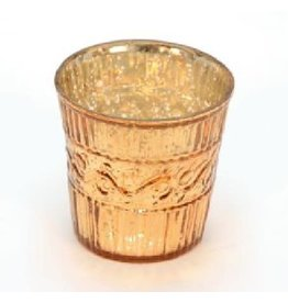 Sasha Association for Crafts Producers Candleholder Gold Tealight