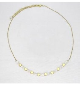Sasha Association for Crafts Producers All Clear Necklace