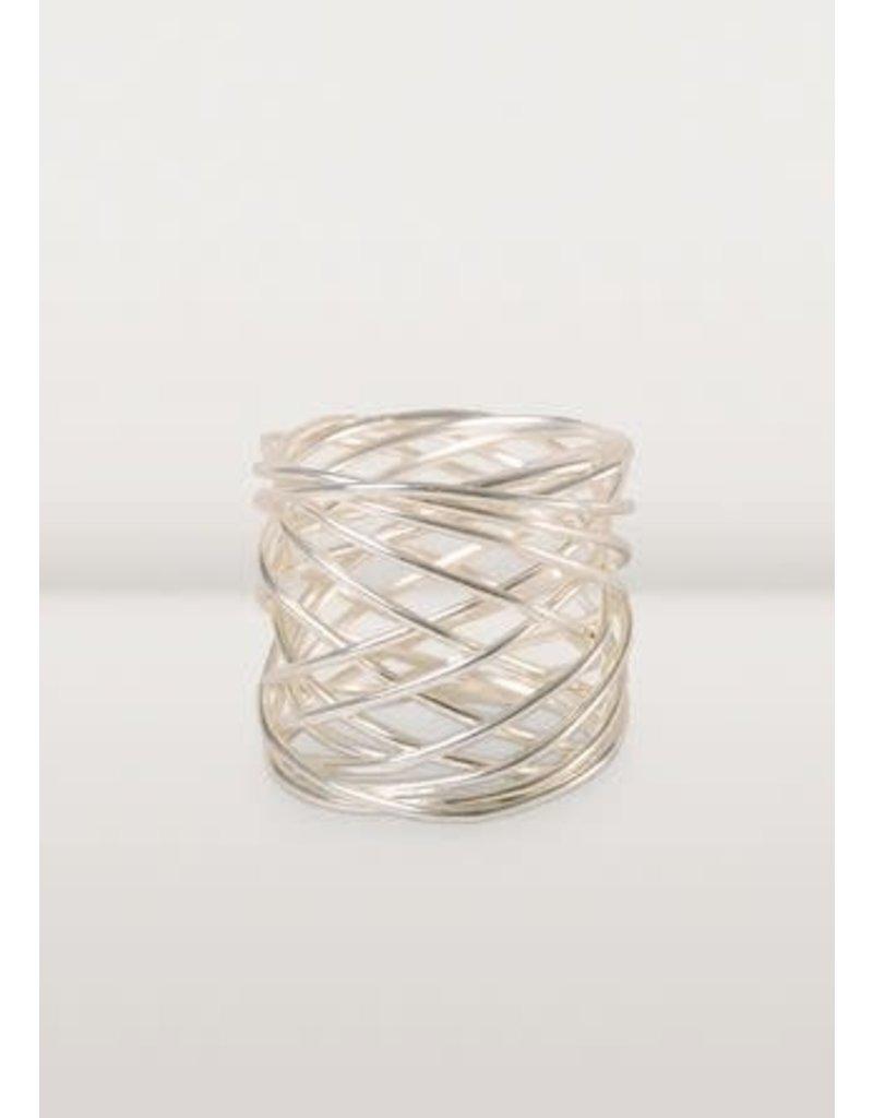 Noah's Ark Wire Wrap Napkin Ring